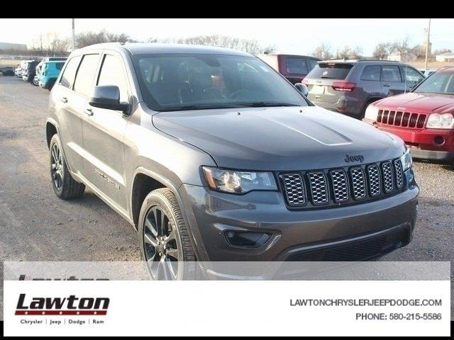 Used 2018 Jeep Grand Cherokee Altitude Lawton, OK 73501