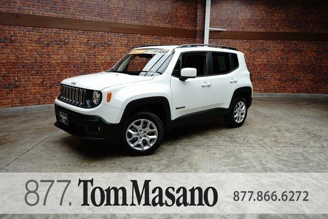 Used 2018 Jeep Renegade 4WD Latitude Reading, PA 19611