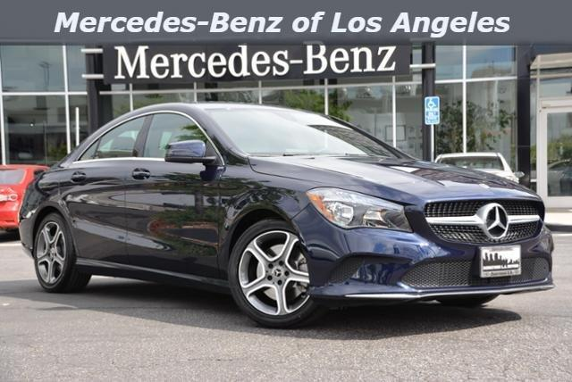 Used 2018 Mercedes-Benz CLA 250 LOS ANGELES, CA 90015