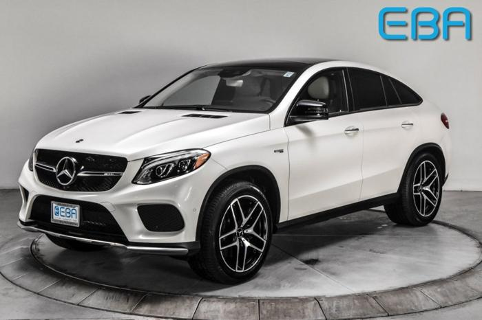 Used 2018 Mercedes-Benz GLE 43 AMG 4MATIC Coupe