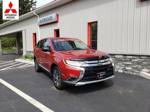 Used 2018 Mitsubishi Outlander AWD Erie, PA 16509