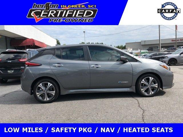 Used 2018 Nissan Leaf SV GREER, SC 29652