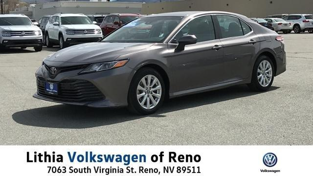 Used 2018 Toyota Camry LE Reno, NV 89511
