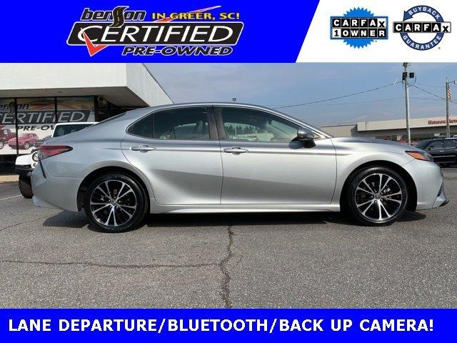 Used 2018 Toyota Camry SE GREER, SC 29652