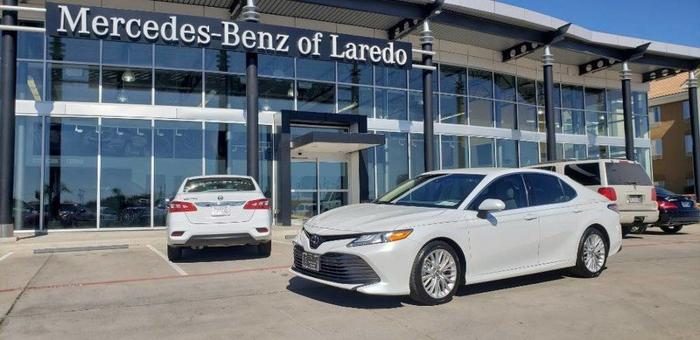 used 2018 toyota camry xle laredo, tx 78041 for sale in laredo, texas classified americanlisted.com