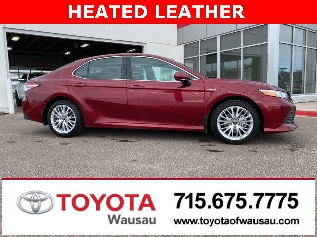 used 2018 toyota camry xle wausau, wi 54401 for sale in rib mountain, wisconsin classified americanlisted.com