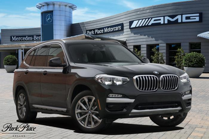 Used 2019 BMW X3 sDrive30i Dallas, TX 75209
