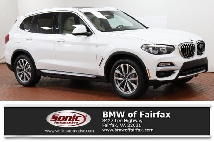 Used 2019 BMW X3 xDrive30i Fairfax, VA 22031