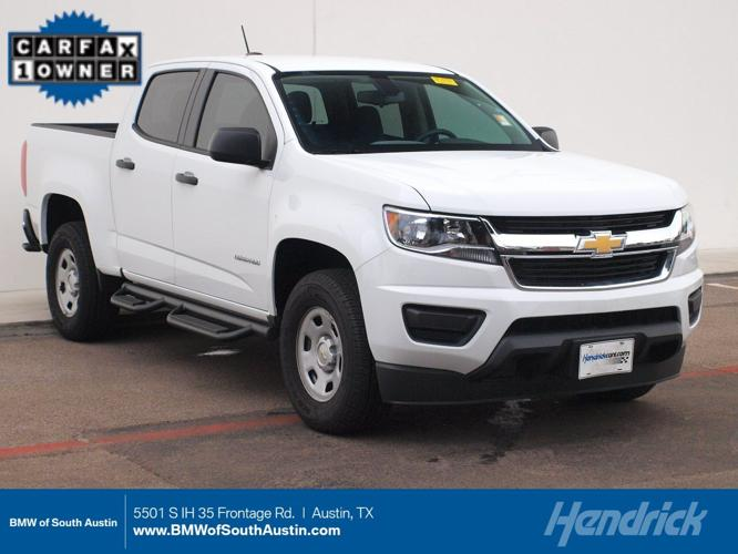used 2019 chevrolet colorado 2wd crew cab w t austin, tx 78744 for sale in austin, texas classified americanlisted.com