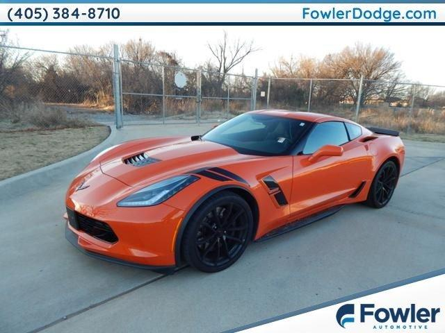 Used 2019 Chevrolet Corvette Grand Sport Coupe w/ 1LT