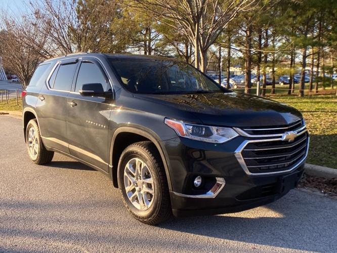 Cronic Used Cars >> Used 2019 Chevrolet Traverse FWD LT Griffin, GA 30223 for ...