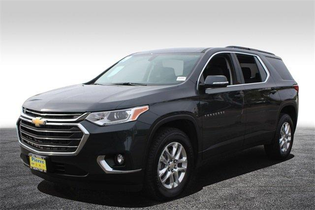 Used 2019 Chevrolet Traverse FWD LT Seattle, WA 98125