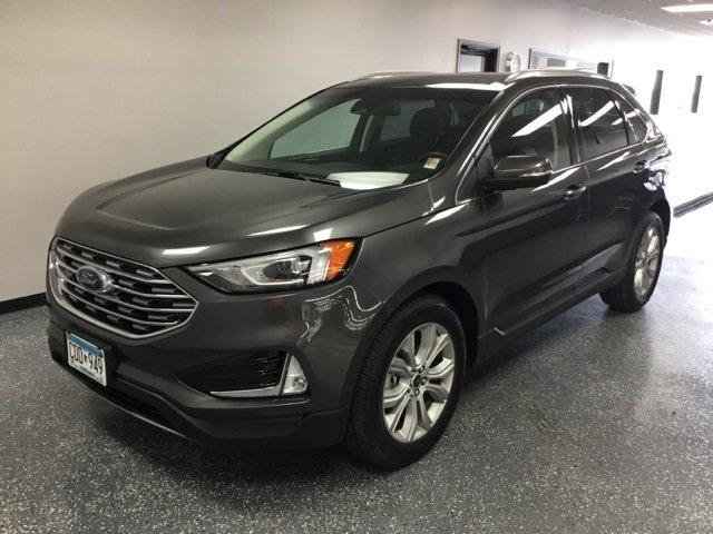 Used 2019 Ford Edge AWD Titanium Albert Lea, MN 56007