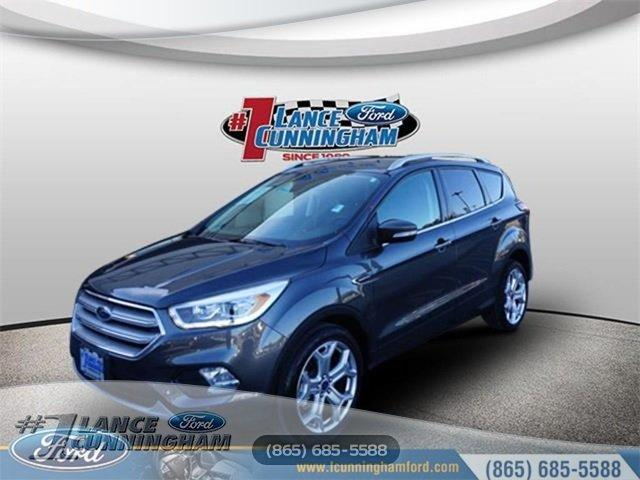 Used 2019 Ford Escape 4WD Titanium Knoxville, TN 37912