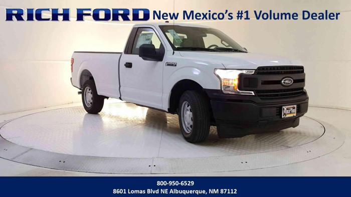 Used 2019 Ford F150 2WD Regular Cab EDGEWOOD, NM 87015