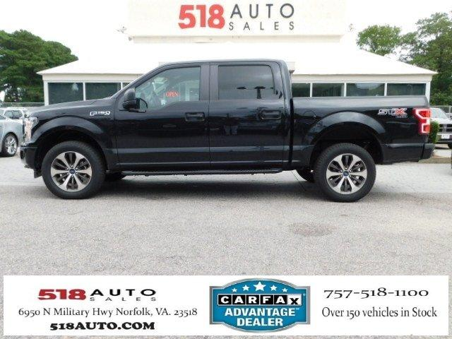 Used 2019 Ford F150 4x4 SuperCrew Norfolk, VA 23518