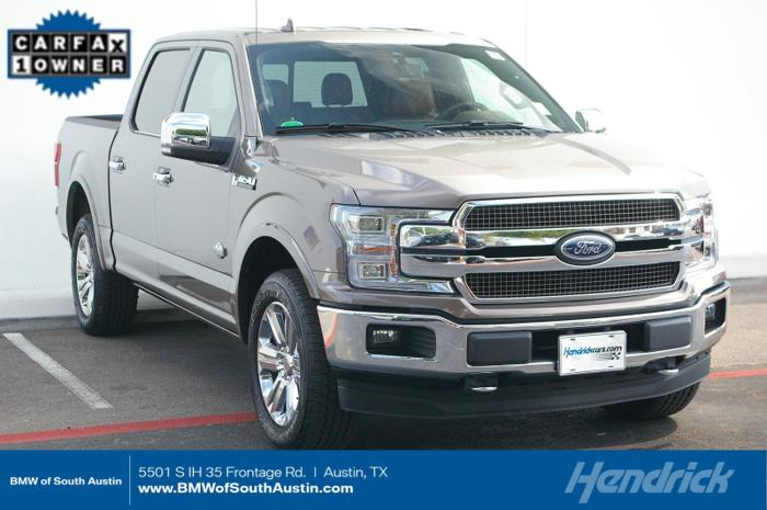 Used 2019 Ford F150 King Ranch AUSTIN, TX 78744