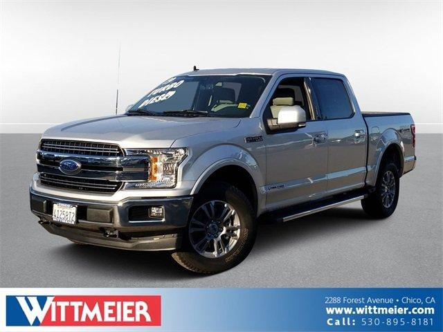 Used 2019 Ford F150 Lariat Chico, CA 95928