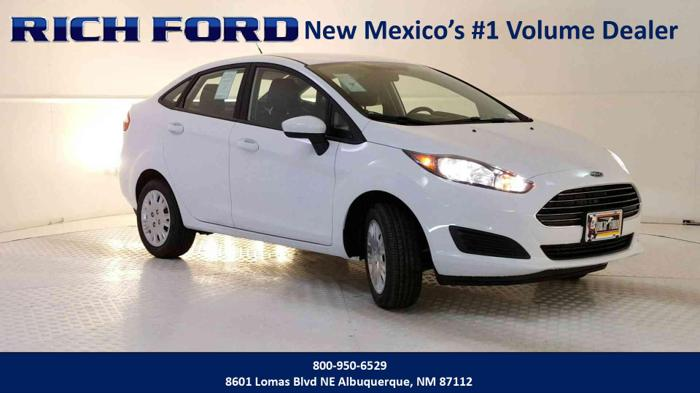 Used 2019 Ford Fiesta S Sedan EDGEWOOD, NM 87015