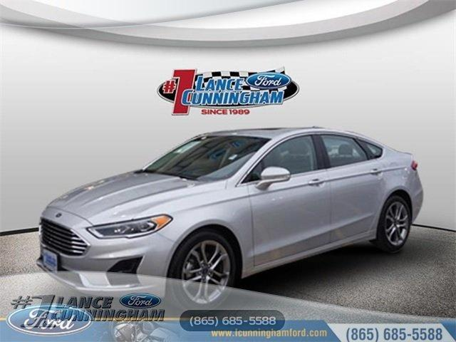 Used 2019 Ford Fusion SEL Knoxville, TN 37912