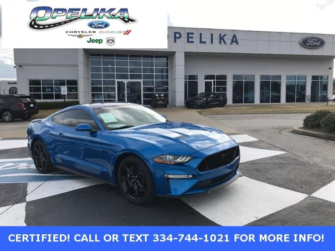 Used 2019 Ford Mustang GT Coupe Opelika, AL 36801
