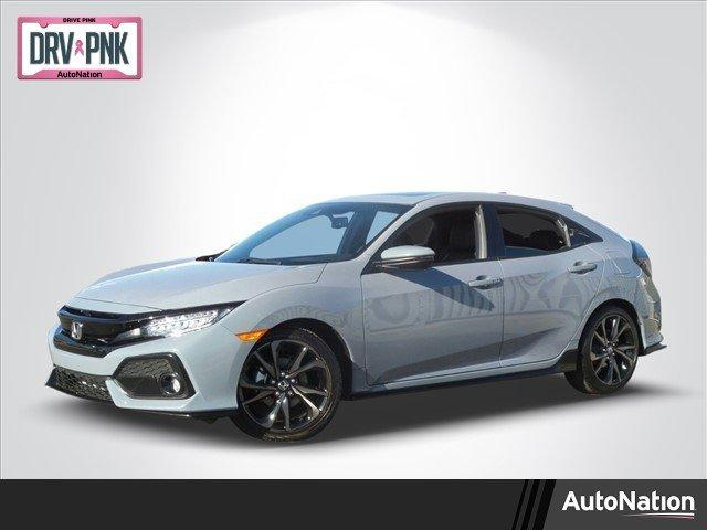 Used 2019 Honda Civic Sport Touring Hatchback Tucson,
