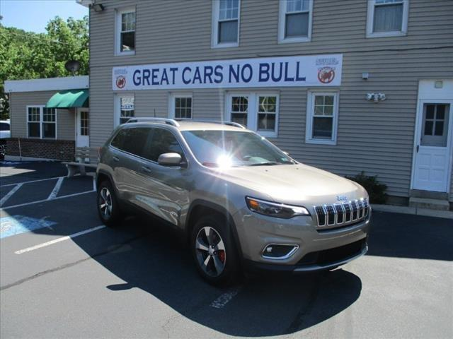 Used 2019 Jeep Cherokee 4WD Limited ADAMSTOWN, PA 19501