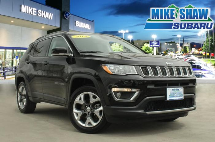 Used 2019 Jeep Compass Limited Denver, CO 80234