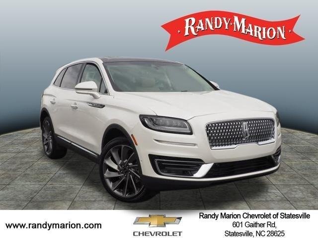 Used 2019 Lincoln Nautilus AWD Reserve Statesville, NC