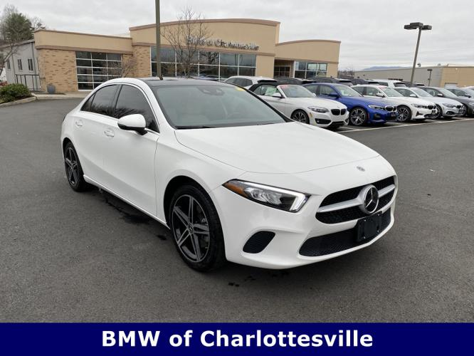 Used 2019 Mercedes-Benz A 220 4MATIC Charlottesville, VA ...