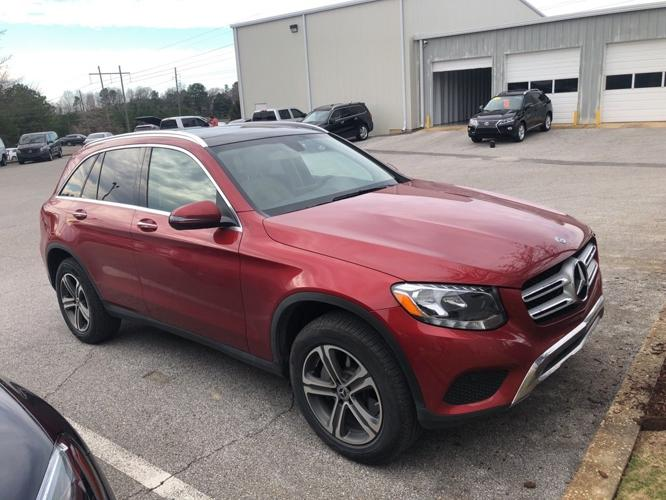 Used 2019 Mercedes-Benz GLC 300 TUSCALOOSA, AL 35405