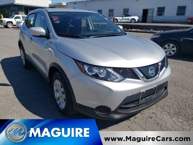 Used 2019 Nissan Rogue Sport S ITHACA, NY 14850
