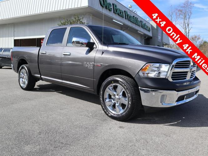 Used 2019 RAM 1500 Big Horn KNOXVILLE, TN 37922