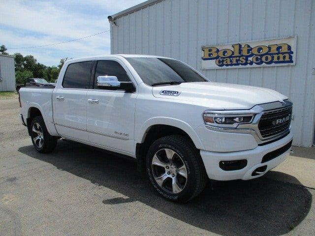Used 2019 RAM 1500 Laramie Limited Council Grove, KS