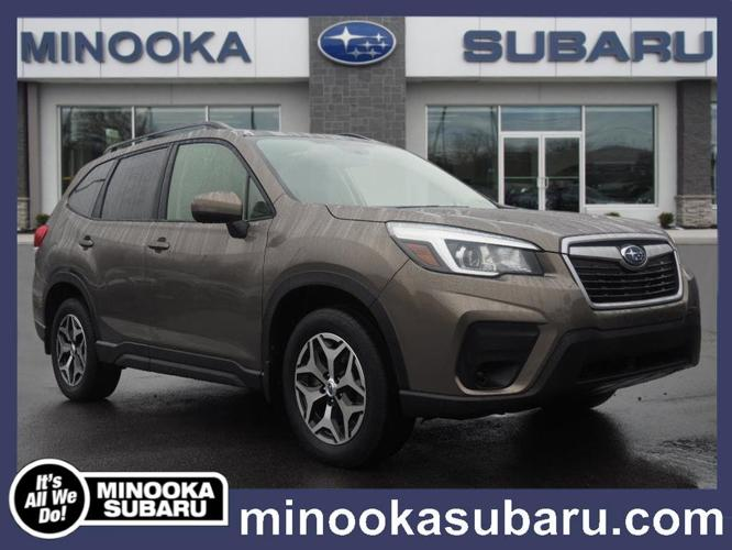 Used 2019 Subaru Forester Premium Moosic, PA 18507