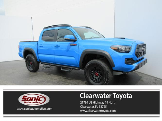 Used 2019 Toyota Tacoma TRD Pro Clearwater, FL 33765