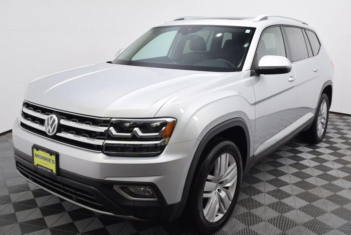Used 2019 Volkswagen Atlas 4Motion SEL V6 LA CROSSE, WI
