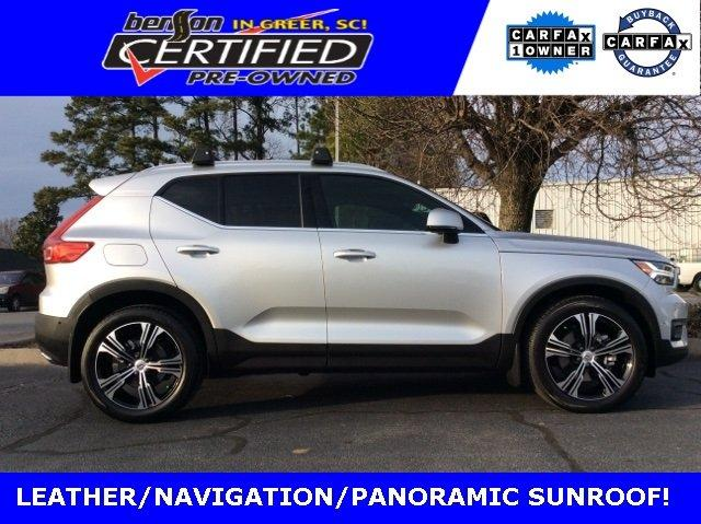 Used 2019 Volvo XC40 AWD T5 Inscription GREER, SC 29652