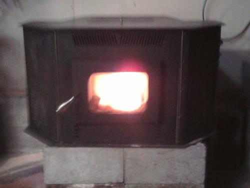 Used Amaizablaze Corn Pellet Stove For Sale In Hale