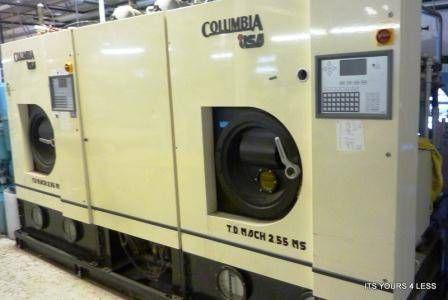 Used and refurbished dry clean and laundry equipment for for Used sankosha shirt unit for sale