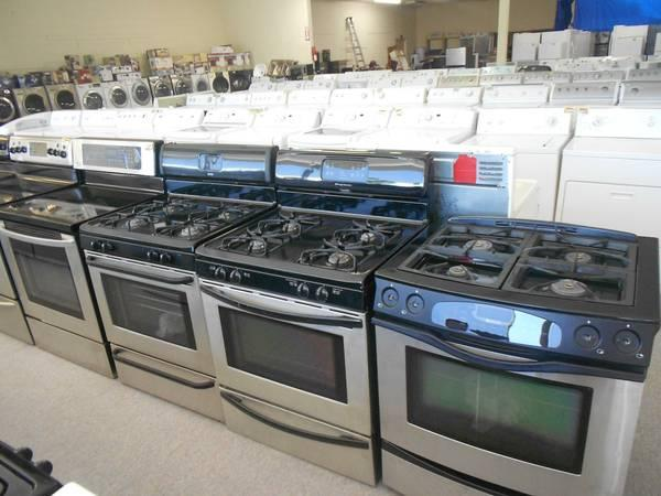 Used Appliances With Warranty For Sale For Sale In