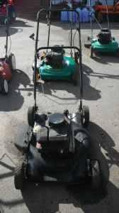 Used Black Push Lawn Mower Louisville For Sale In