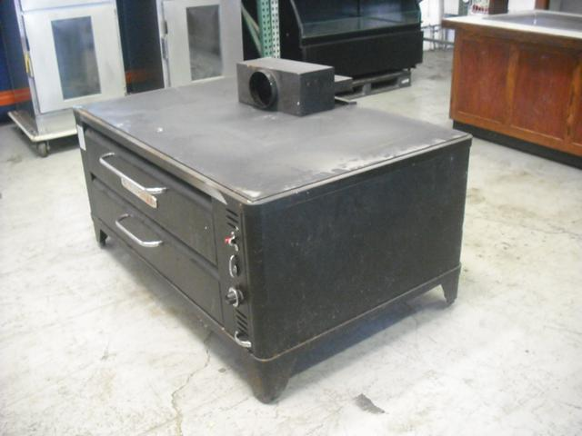 Used Blodgett 961 3 level Deck Oven