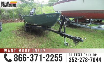 Used Boat - 1979 Polar Kraft