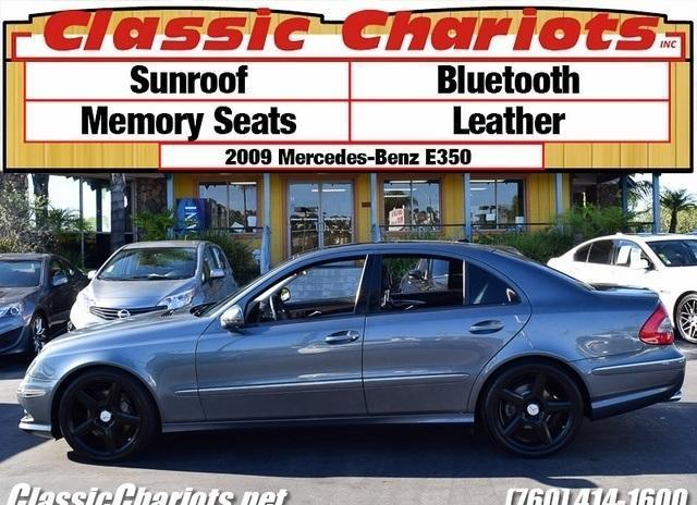 Used car near me 2009 mercedes benz e class e350 with for Used mercedes benz near me