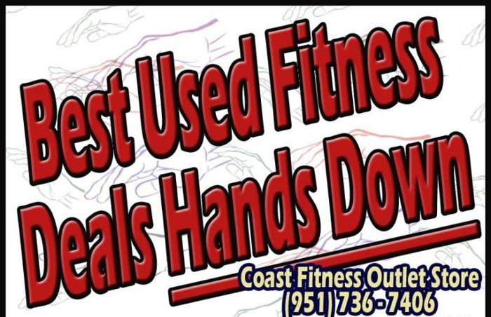 Used Cardio, Strength, & Freeweight Gym Equipment