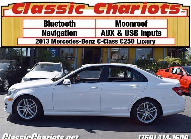Used cars near me 2013 mercedes benz c class c250 luxury for Used mercedes benz near me
