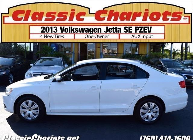 used cars near me 2013 volkswagen jetta se pzev for sale in san diego stock 12136r for sale. Black Bedroom Furniture Sets. Home Design Ideas