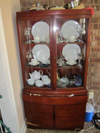 Used China Cabinet For 100 Pearl Ms