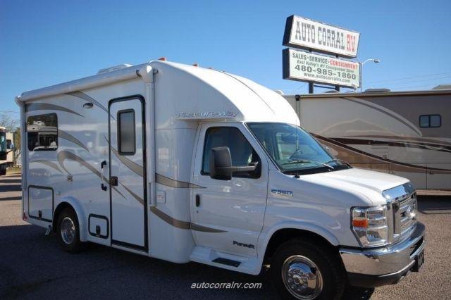 Used Class B 2013 Pleasure Way Pursuit Class B Motorhome